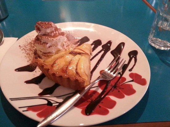 Banna Thai: French Apple Pie.