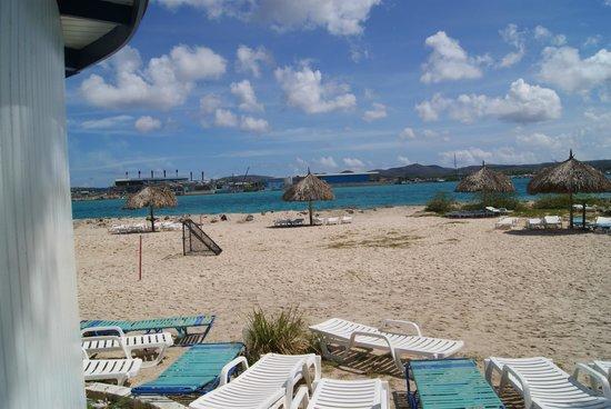 De Palm Island: playa
