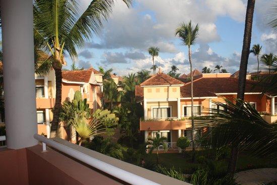 Grand Bahia Principe Bavaro: Sunrise from our Patio