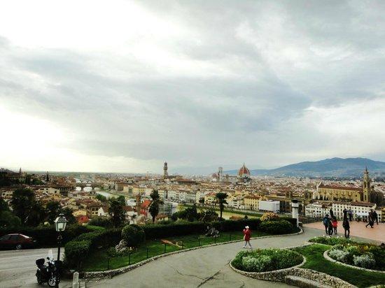 Piazzale Michelangelo: 1