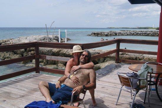 De Palm Island: mi moru y yo