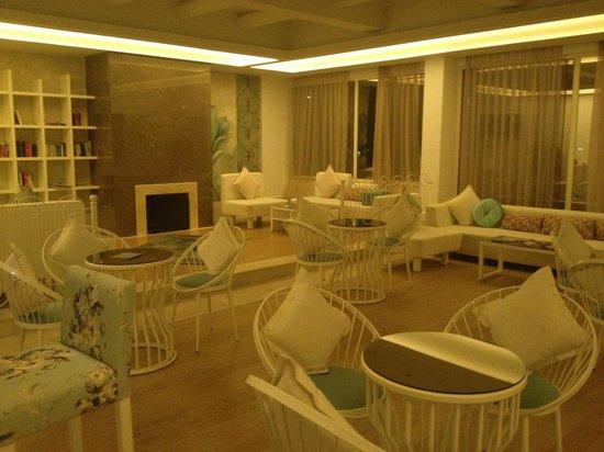 Voyage Bodrum: More seating space