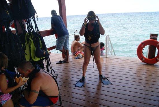 De Palm Island: mi bautissmo snorkeliano