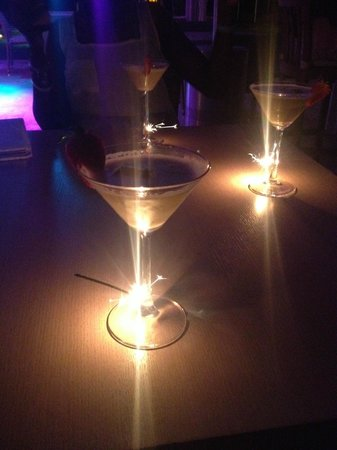 Voyage Bodrum: Drinks in the evening