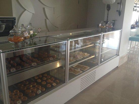 Voyage Bodrum: More pastries