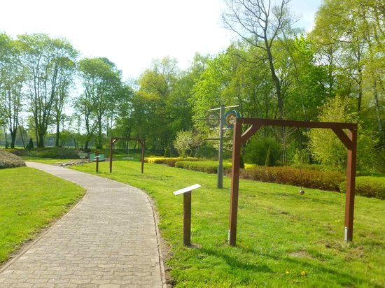 Diepholz, Germany: Fitness-Pfad