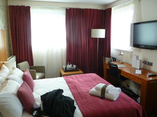 Apex Haymarket Hotel : Vista de la habitación
