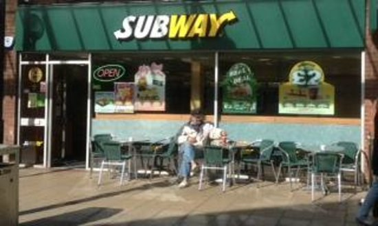 Delivery Subway Eastleigh Eastleigh Traveller Reviews