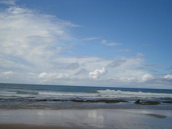 Gran Hotel Stella Maris Resort: Praia Stella Maris
