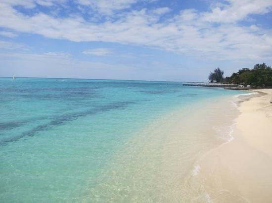 Doctor's Cave Beach: Montego Bay