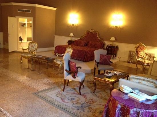 Ca' Sagredo Hotel: suite 204