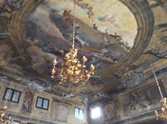 Ca'Sagredo Hotel: ceiling