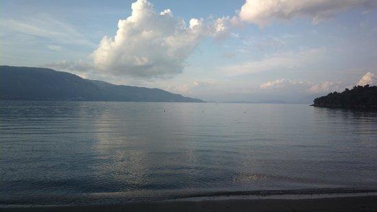 Daphnila Bay Thalasso: Пляж