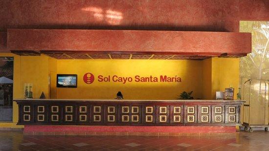 Sol Cayo Santa Maria : Lobby