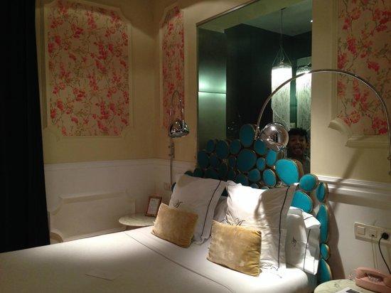 Hotel Abalú: bedroom
