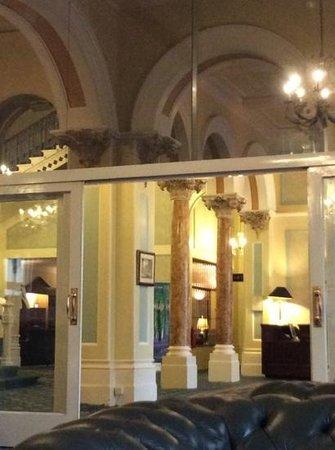 The Palace Hotel: lobby