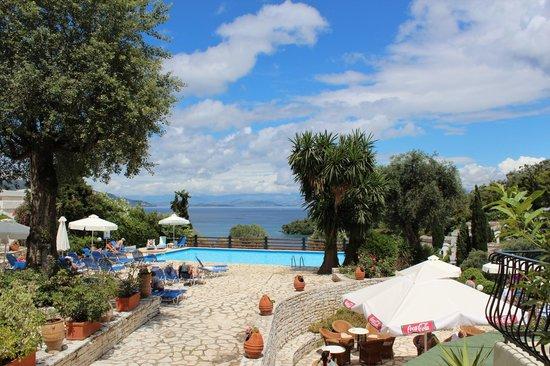 Grecotel Daphnila Bay Dassia: Отель