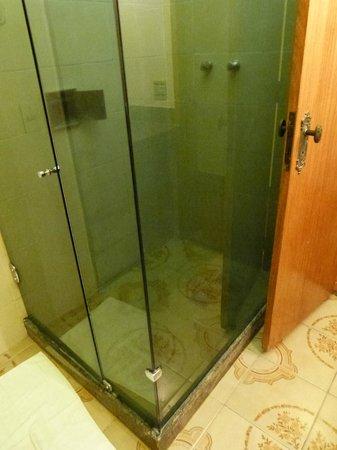 Hotel Rondônia Palace: banheiro