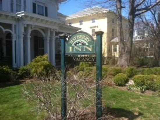 Bayberry Inn of Newport: Love at first sight