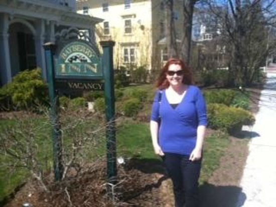 Bayberry Inn of Newport : Love at first sight