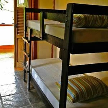 Hostel Tree House : One of the shared rooms