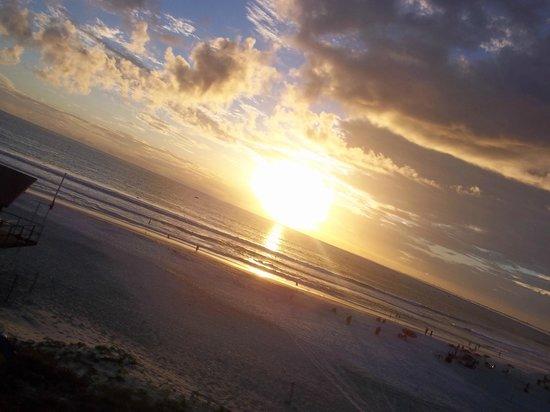 Praia Grande Beach: Por do Sol - Praia Grande