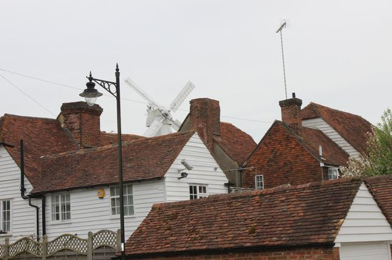 Union Mill: The windmill over the town of Cranbrook