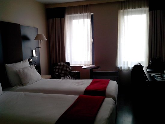 NH Brussels Grand Place Arenberg: chambre