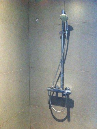 Hard Rock Hotel Goa: Shower