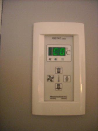 Novotel München Messe: Possibilità di regolare temperatura