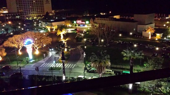 Dom Pedro Portobelo : casino view from balcony
