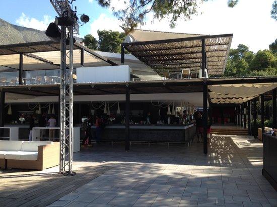 Club Med Gregolimano: Vue Bar