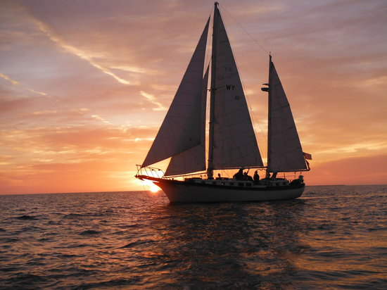 Catherine's Florida Charters: Sunset Sail