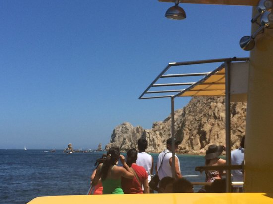 Cabo Submarine : Nice!