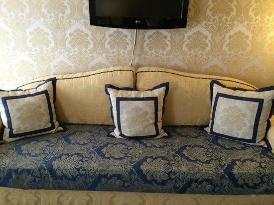 Hotel Savoia & Jolanda : Beautiful rooms