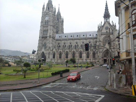 Iglesia de La Compania de Jesús: church