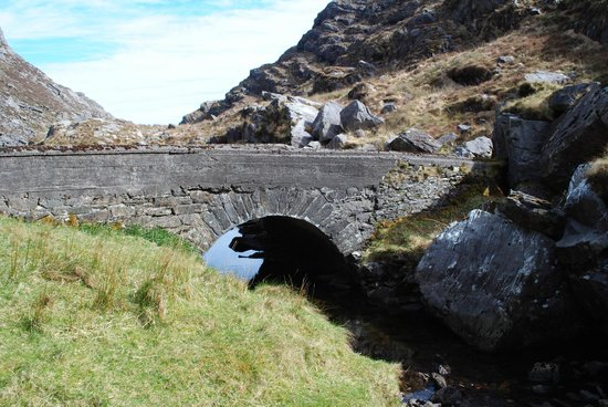 Gap of Dunloe : Un ponte in pietra