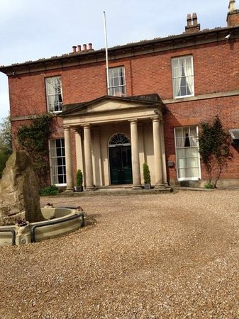 Old Rectory Hotel: beautifully restored
