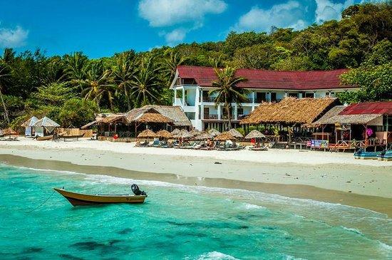 Bubu - Picture of BuBu Long Beach Resort, Pulau Perhentian Kecil ...