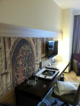 Holiday Inn Kiev: Another view of Executive room