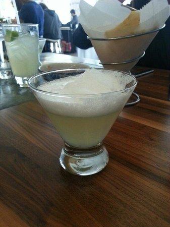 Oyamel: Margarita.