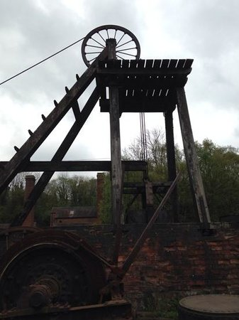 Blists Hill Victorian Town : mining