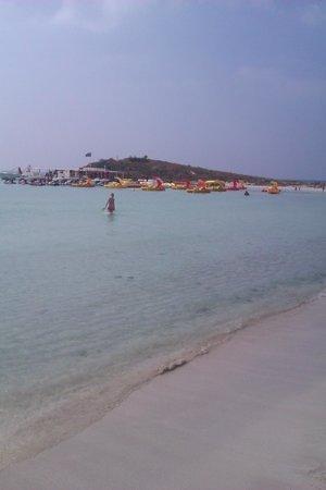 Nissi Park Hotel : Nissi Beach