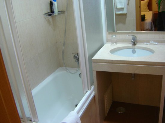 Residencial Estrela de Arganil: Baño (Habitación 310)