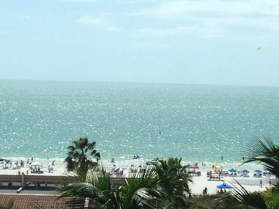 Marco Beach Ocean Resort: View from #903