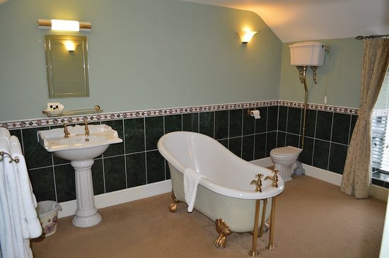 Brigands Inn: Ystafell ymolchi / Bathroom