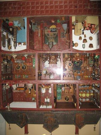Germanisches Nationalmuseum: Detailgetreues Puppenhaus
