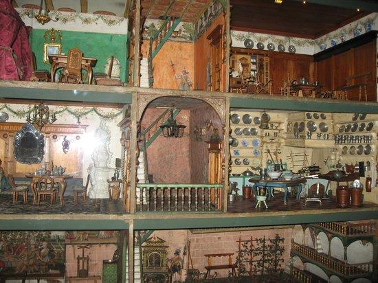 Germanisches Nationalmuseum: Puppenhaus