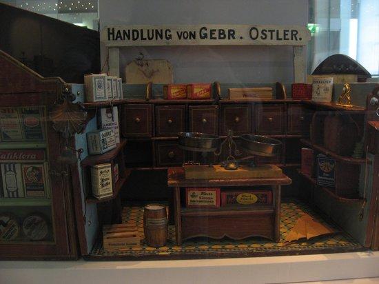 Germanisches Nationalmuseum: Kaufladen