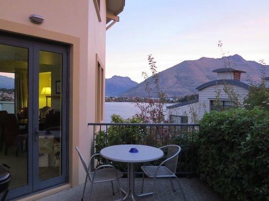 Villa Del Lago: the apartment